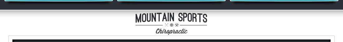 Mountain Sports Chiropractic